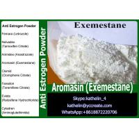 Buy cheap White powder Anti Estrogen Steroids Aromasin ( Exemestane ) For Steroid Cycle from wholesalers