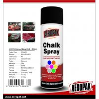 Wholesale AEROAPK Marking chalk spray paint, temporary marking paint, washable/removable//handy child safe/fancy DIY spray paint from china suppliers
