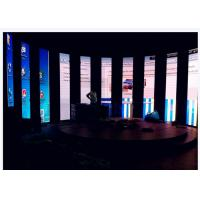 Best Indoor Wall Mounted P4 HD LED Wall Video Display With High Brightness wholesale