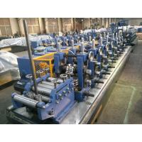 Buy cheap EN Standard Steel Pipe Making Machine , Pipe Welding Equipment from wholesalers