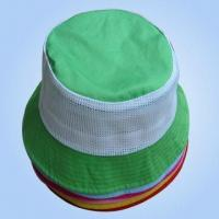 Wholesale Women's 100% Cotton Mesh Cap in Various Colors from china suppliers