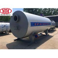 China Gas And Oil Fired Heat Transfer Thermal Hot Oil Fluid Boiler for paper industry for sale