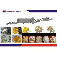 Wholesale Industrial Scale Fully Automatic Pasta Machine Macaroni Making Machine Various Shapes from china suppliers