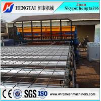 Construction Road Bridge Reinforcing Wire Mesh Welded Machine