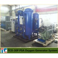 Best Industrial / Hospital  Oxygen Gas Generator , Oxygen Generating Systems 5Nm3/hr wholesale