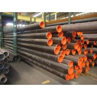 Wholesale Round Seamless Oil Casing Pipe Fluid Pipe API SPEC 5L X80 60mm - 630mm from china suppliers