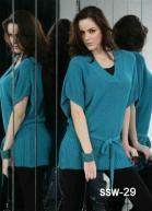 Buy cheap Lady's Pullover Sweater from wholesalers