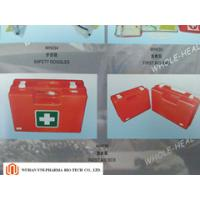 Wholesale Disposable Medical Surgical Instruments With Bouffant Cap / PP Coverall / First Aid Box from china suppliers