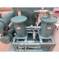 Wholesale Vacuum Transformer Oil Dehydration Equipment | Vacuum Oil Dewatering System ZYD from china suppliers