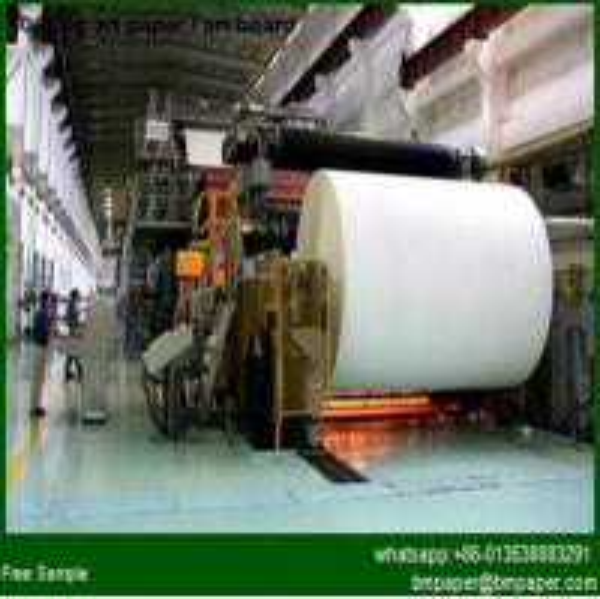 Quality c1s art paper label application for sale