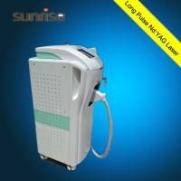 Wholesale beijing sunrise Nd Yag Long Pulse Laser alexandrite laser for hair removal from china suppliers