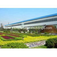 Wholesale Economic ASTM Metal Structure Buildings , Fabricated Workshop Steel Structure from china suppliers