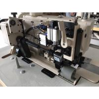 Wholesale Trimming Mattress Quilting Machine / Sewing Edge Tape Machine 1.2 * 0.6m Table Size from china suppliers