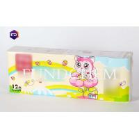 Best 70g Plat Home Bathroom Hand Towel , Straw 3 Layers Eco-Friendly wholesale