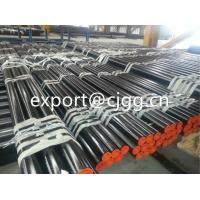 Best Din 1629 ST52 / Q345 Hot Rolled Pipe Thin Wall Steel Tubing Non - Alloy wholesale