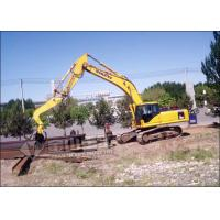 China KATO Excavator HD820 Vibratory Pile Hammer Lower Noise Easy Operation for sale