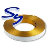 Wholesale Acrylic Channel Letters Aluminium Trim Cap With PC And Foam Strip from china suppliers