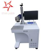 Wholesale Keyboard Portable Fiber Laser Marking Machine Compact Without Consumptive Materials from china suppliers