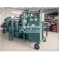 Wholesale 20000 Liters / Hour High Vacuum Oil Purifier, Dielectric Oil Filtration Equipment from china suppliers