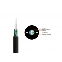 Wholesale Singlemode Backbone 24 Core Aerial Outdoor Fiber Optic Cable from china suppliers