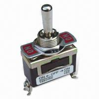 China On/Off Toggle Switch, Used for Bilge Pump, Speed Selector and Light on sale