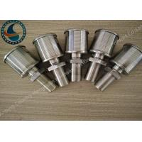Wholesale Single Johnson Screens Products Water Filter Nozzle High Filtering Performance from china suppliers