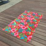 Vera Bradley Style Blanket Throw Havana Just Married HoneyMoon Beach Towels