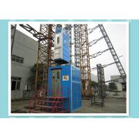 Wholesale Custom Electric Hydraulic Industrial Elevator Lift With 350kg - 2700kg Capacity from china suppliers
