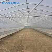China Tomato Naturally Ventilated Greenhouse on sale