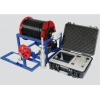 China 360 Rotating 300m Electric Winch Deep Water Well Borehole Inspection Camera for sale