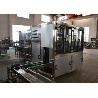 Fully Automatic Electric Barrel Filling Machine 450BPH for Water Production Line