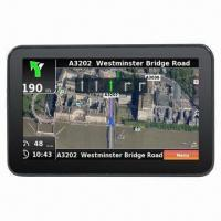 Wholesale 5 inches TV with GPS from china suppliers