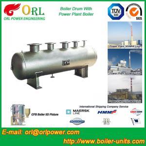 Best Low Pressure Alloy steel drum Boiler Mud Drum TUV with 10~1000ton wholesale