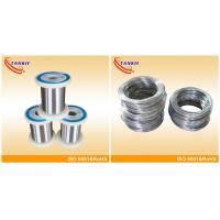 0Cr23Al5 Low Resistance Wire FeCrAl Alloy High Heat Wire Forging , Rolling , Annealing