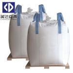China 1000kg Bulk FIBC Bulk Bags Container Top Fill Spout Cross Corner Loop for sale