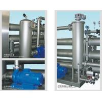 Quality Wastewater Treatment Equipment , Wastewater Heat Recovery System ,Energy Saving for sale