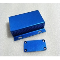 Wholesale Sandblasted Extruded 6063-T5 Aluminum Boxes For Electronics from china suppliers