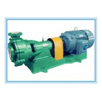 Wholesale Plastic End Suction Horizontal Centrifugal Slurry Pump For Sodium Hydroxide from china suppliers