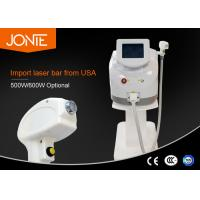 Best Safety 808nm Diode Laser Permanent Hair Removal Machine For Female wholesale