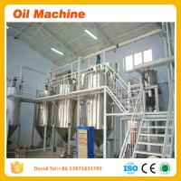 Wholesale Soya oil plant/solvent extraction plant price/ soybean oil mill plant/oil refinery plant from china suppliers