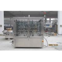 Linear Complete PET or Glass Bottle Filling Machine for High Viscosity Detergent and Glue