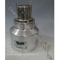 Wholesale 220 - 240v / 50 - 60hz Low Noise Milk Mixer Machine Wih Stainless Steel Material from china suppliers