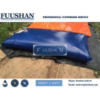 Fuushan 3000 Gallons Pillow Water Tanks Uk Farmer Preference Product for sale