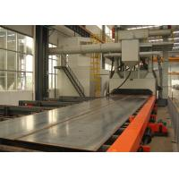 Wholesale Channel Steel Blast Cleaning Equipment Electric Fuel 38000 m3 / h Air Capacity from china suppliers