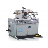 700W Plastic Cap Hot Foil Stamping Machine with PLC Controlled for sale