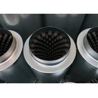"""Wholesale 10"""" 12""""  Circular Attenuators   Hydroponic Grow Room Support Sound Insulation from china suppliers"""