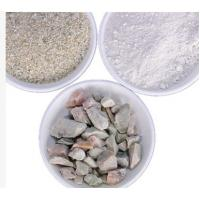 Wholesale High CEC Value Natural Zeolite For Animal Feeding and Aquicuture from china suppliers