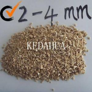 Expanded vermiculite/Exfoliated vermiculite