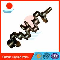 Wholesale aftermarket engineering machinery crankshaft exporter 4M40 crankshaft for excavator ME202013/ME203551 MD620109 from china suppliers