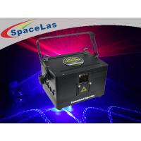 China Graphic Laser Light Stage Laser Projector RGB Full Color For Wedding Shows / Events on sale